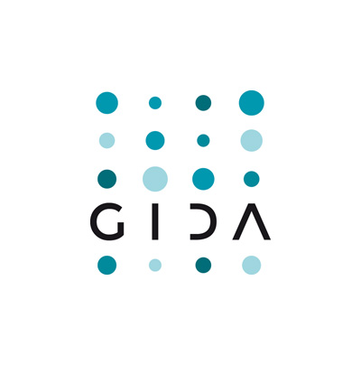 GIDA Restyling logo e materiale grafica