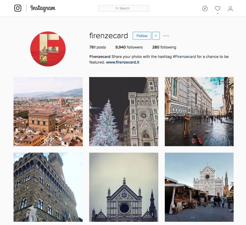 firenzecard-instagram