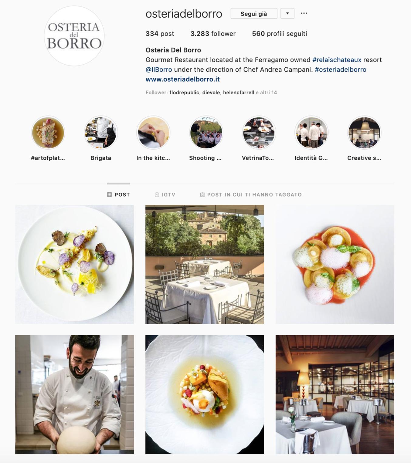 Osteria-Del-Borro-instagram
