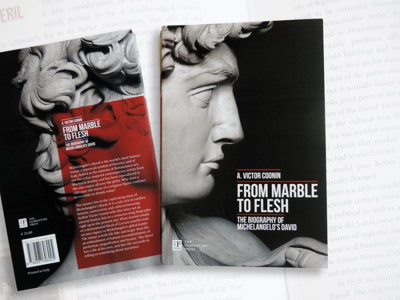 Kickstarter per Libro: From Marble to Flesh