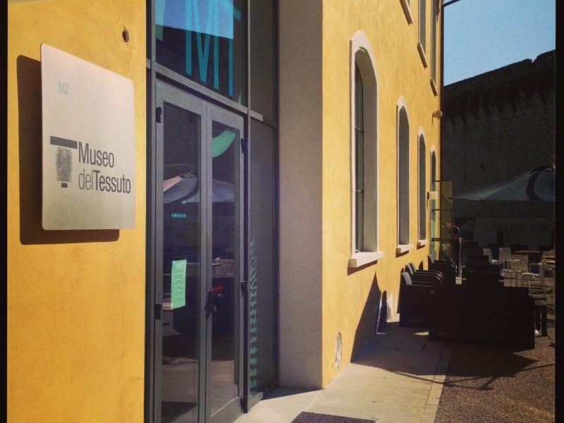 Museo del Tessuto Social Media