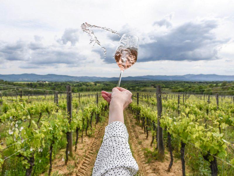 Social media Il Borro Wines