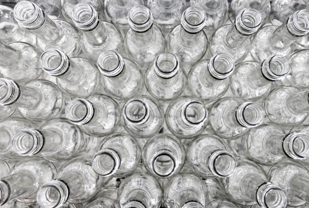 Bottiglie Acqua San Felice
